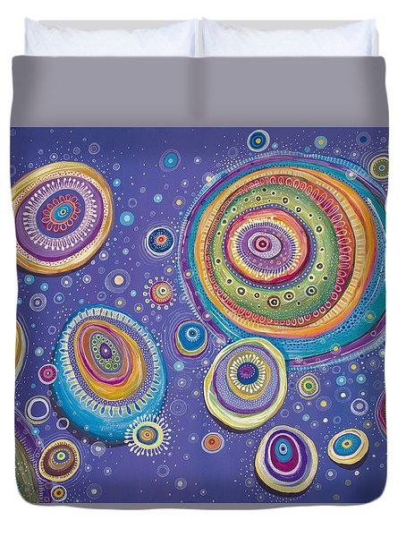 Magnetic Duvet Cover