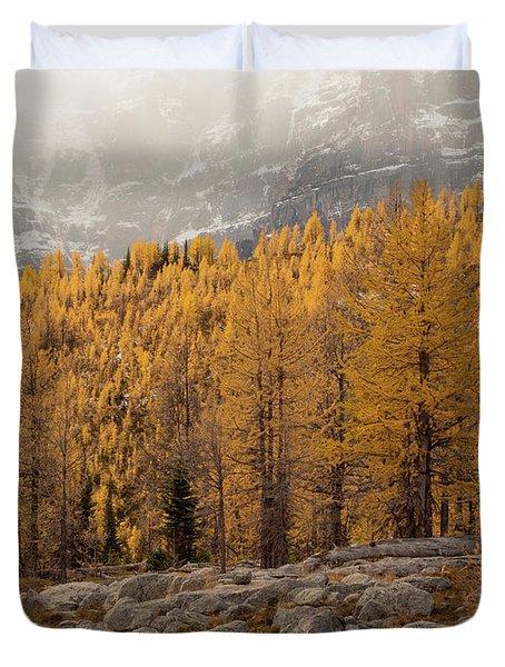 Magnificent Fall Duvet Cover