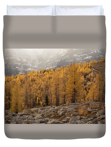 Magnificent Fall Duvet Cover