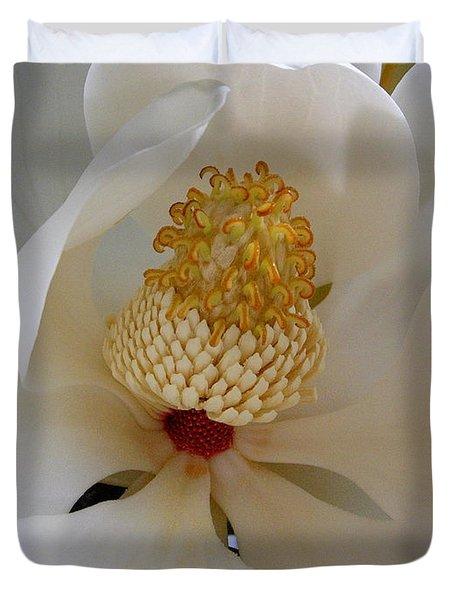 Magnolia Happiness Duvet Cover