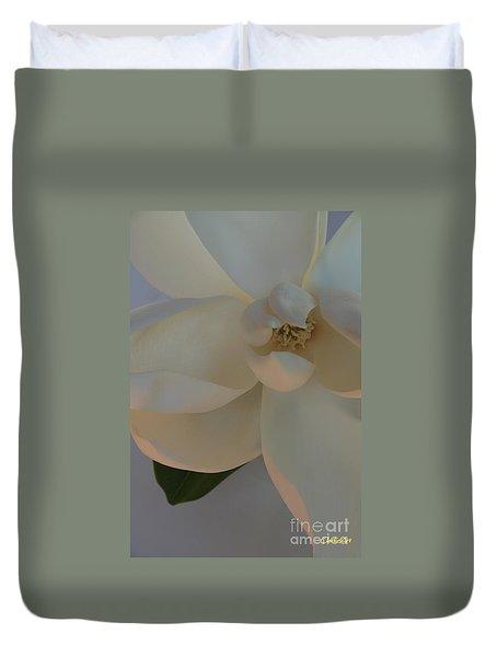 Moody Magnolia  Duvet Cover