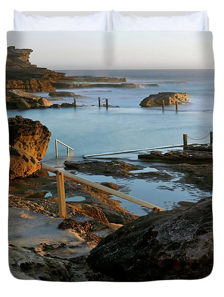 Mahon Pool Duvet Cover