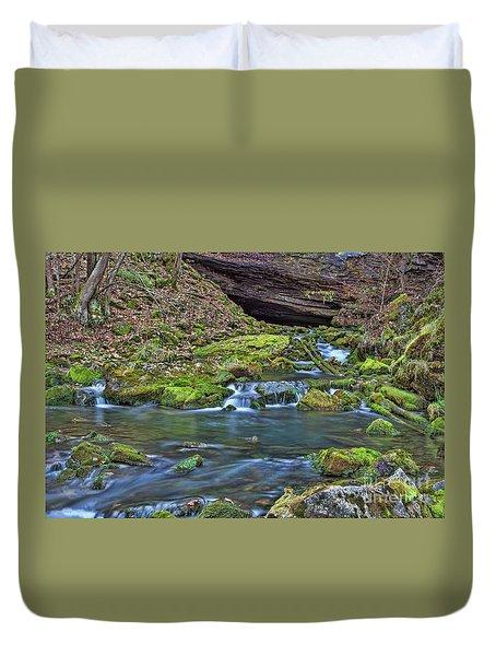 Maiden Springs Duvet Cover