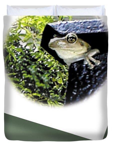 Mailbox  Cameo Duvet Cover