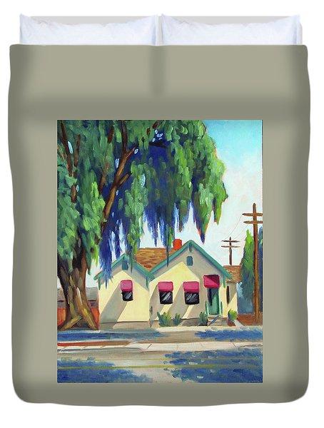 Maily House - Eagle, Idaho Duvet Cover