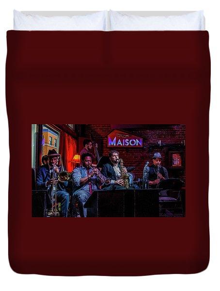 Maison Duvet Cover