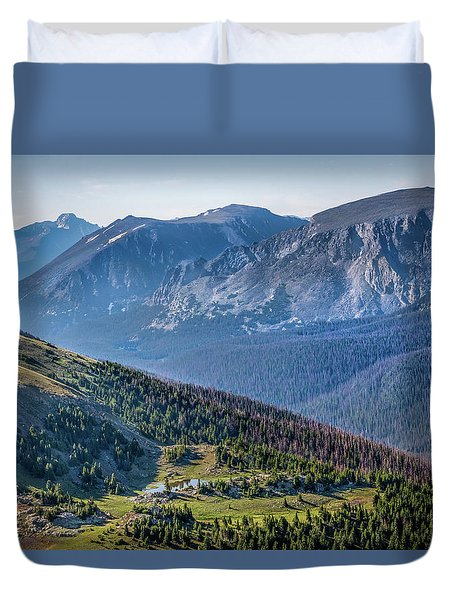 Majestic America Duvet Cover