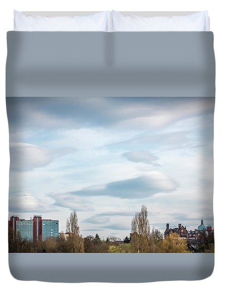 Majestic Cloud 2 Duvet Cover
