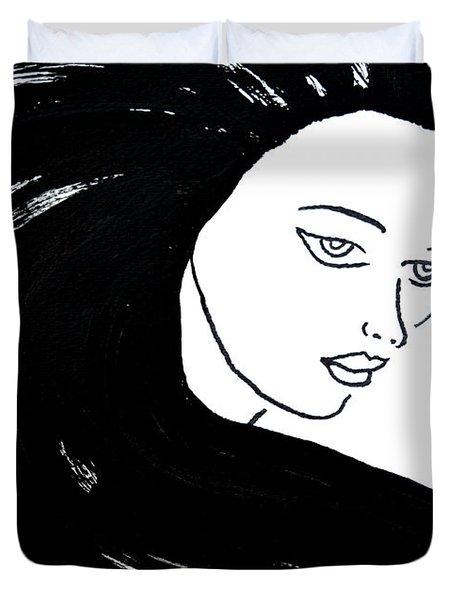 Majestic Lady J0715a Duvet Cover
