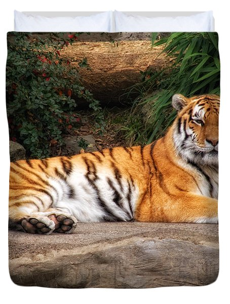 Majestic Duvet Cover