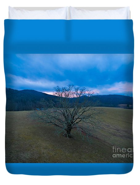 Majestical Tree Duvet Cover