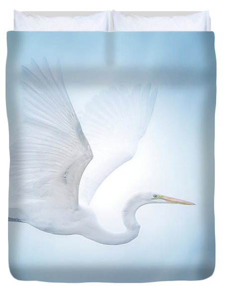 Majesty Of The Skies Duvet Cover