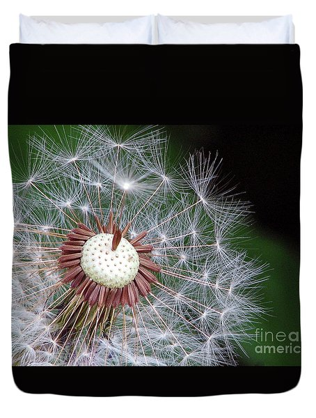 Make A Wish Duvet Cover by Chris Anderson