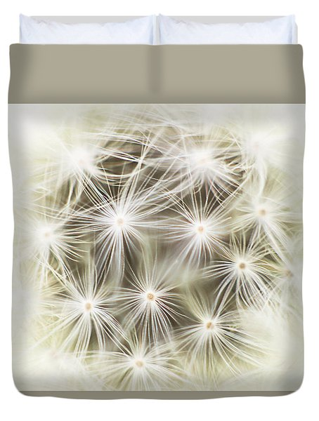 Make A Wish Duvet Cover by Marlo Horne