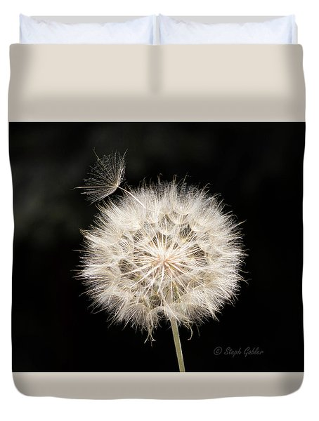Make A Wish Duvet Cover