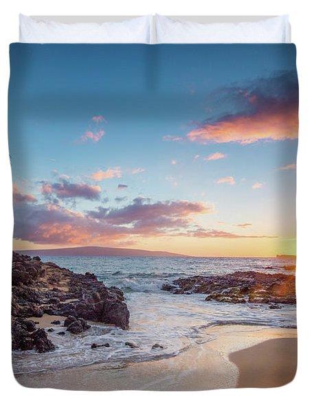 Makena Cove Duvet Cover