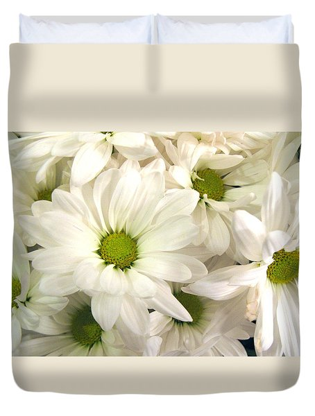 Makes Me Smile Duvet Cover by Carol Sweetwood