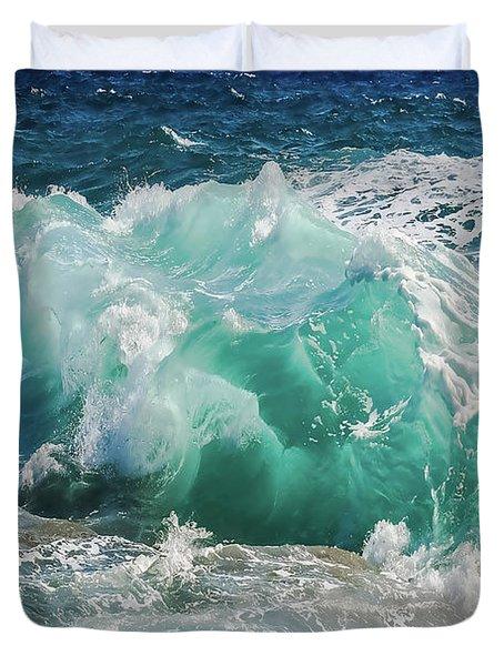 Making Waves Duvet Cover