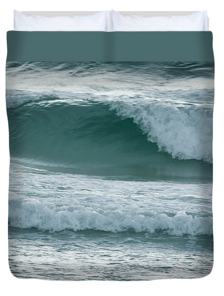 Making Waves Duvet Cover