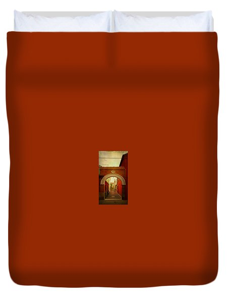 Malamocco Arch No1 Duvet Cover