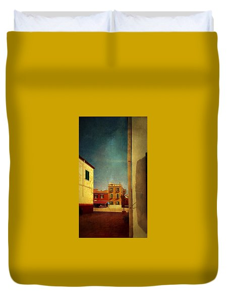 Malamocco Glimpse No1 Duvet Cover