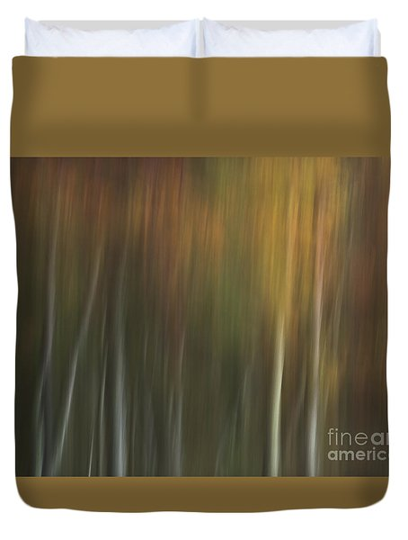 Malbourn Pond Pan Duvet Cover