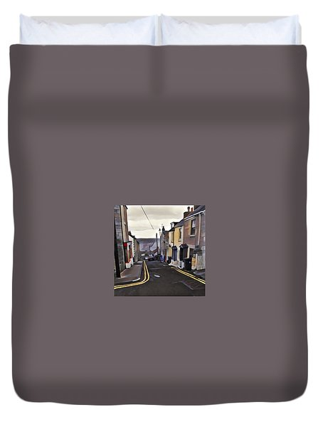 Mallams Duvet Cover