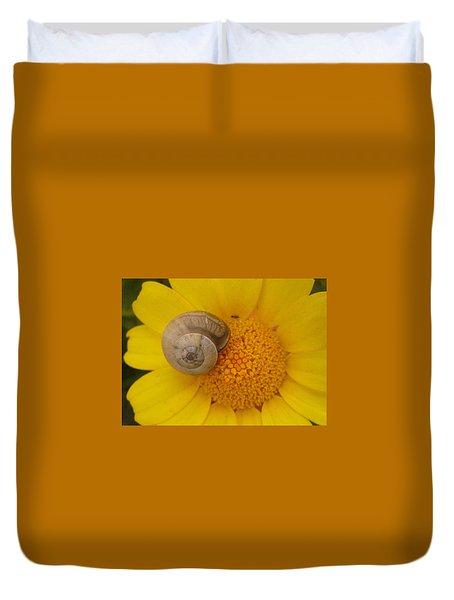 Malta Flower Duvet Cover