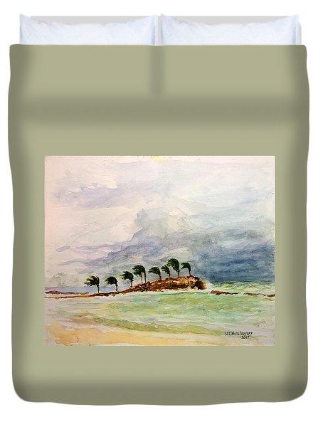 Malya Jamaica Duvet Cover