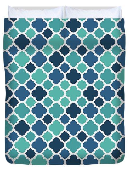 Manari Duvet Cover