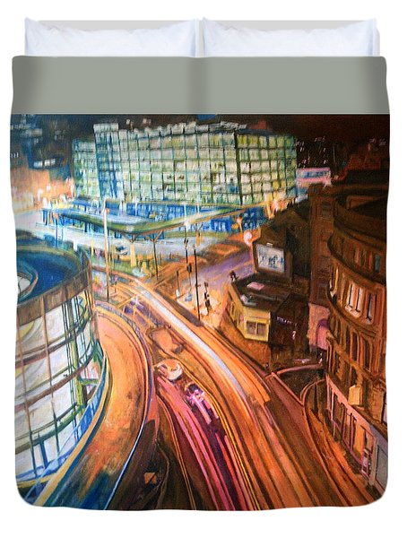Manchester High Street Duvet Cover