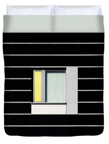 Manchester Windows 1 Duvet Cover
