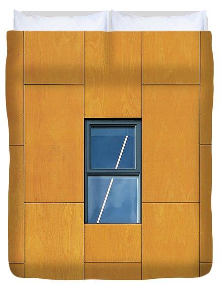 Manchester Windows 2 Duvet Cover