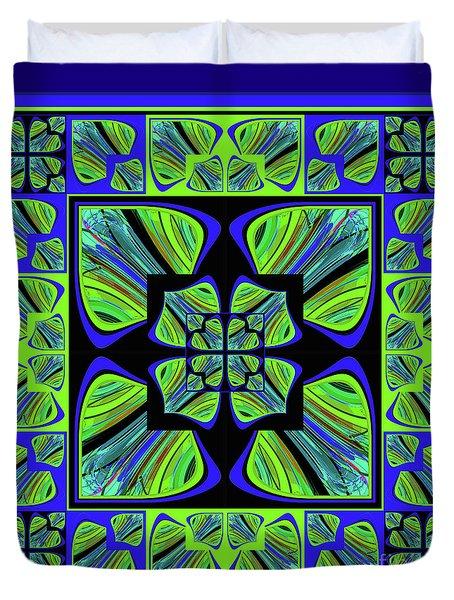 Mandala #22 Duvet Cover