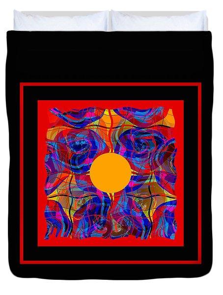 Mandala #5 Duvet Cover