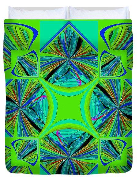 Mandala #7 Duvet Cover