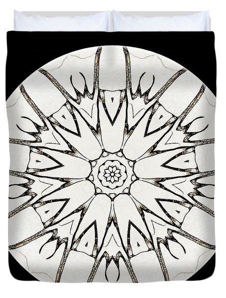 Mandala - Talisman 3779 Duvet Cover