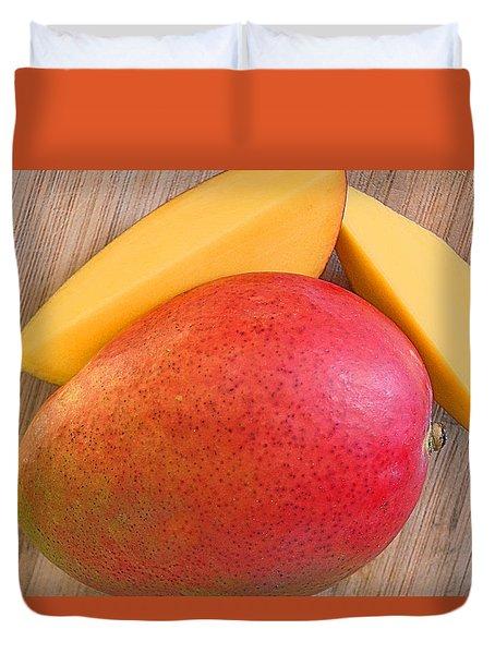 Mango Duvet Cover