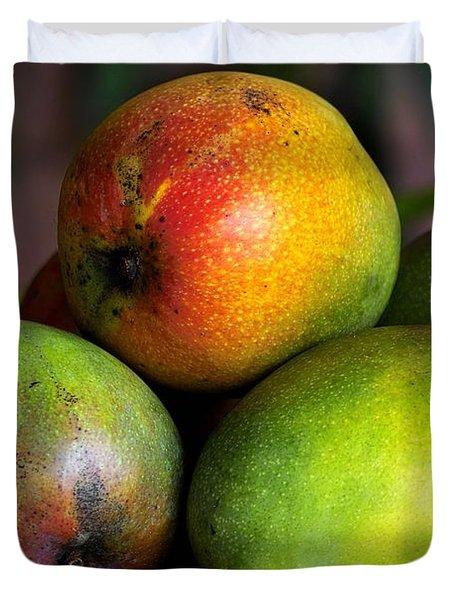 Mangos Duvet Cover