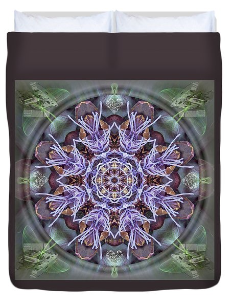 Manifestation Magic Duvet Cover