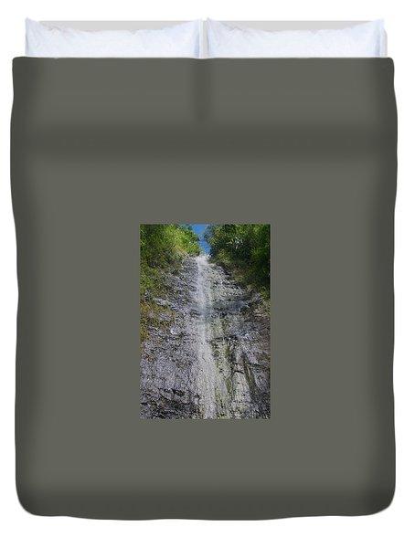 Manoa Falls Duvet Cover