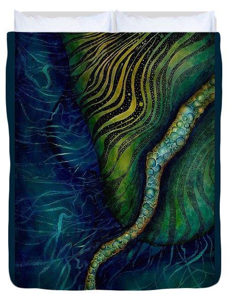Manta Duvet Cover