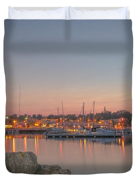 Many Lights Duvet Cover
