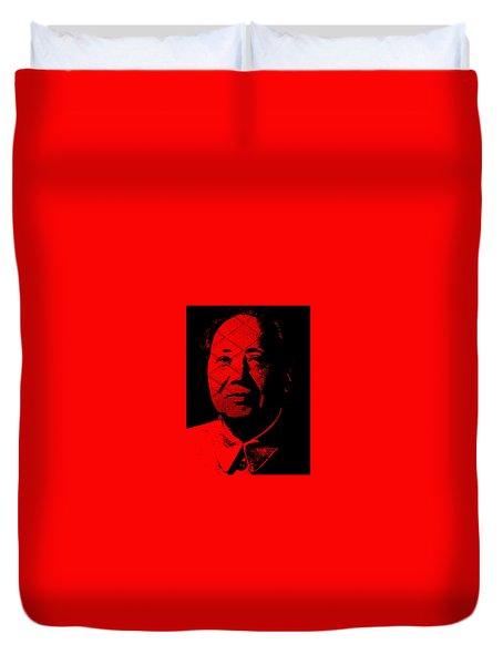 Mao 1 Duvet Cover