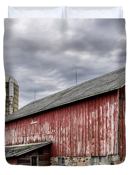 Maple Grove Farm Duvet Cover