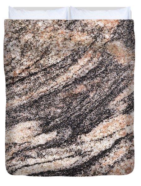 Marble Pattern Duvet Cover