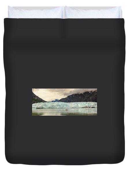 Margerie Glacier Duvet Cover