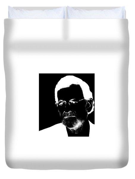 Mariano Rajoy Duvet Cover