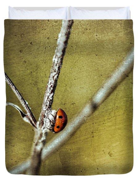 Marienkaefer - Ladybird Duvet Cover