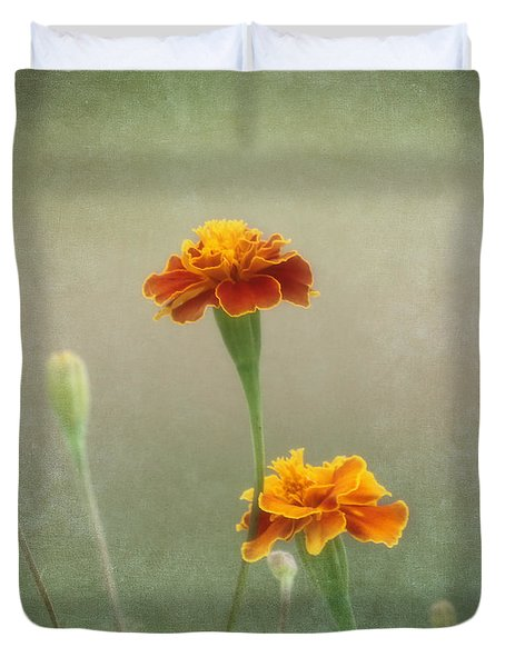 Marigold Fancy Duvet Cover
